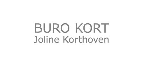 Buro Kort. Joline Korthoven